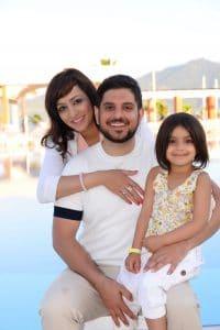 Chiropractor Sheffield UK Qasser Razzaq family
