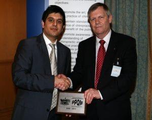 Chiropractor Sheffield UK Qasser Razzaq